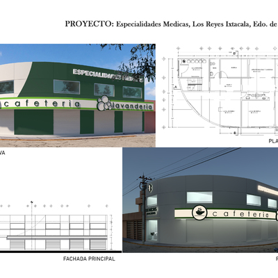 Proyecto: Especialidades Medicas