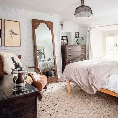 Ideas y fotos de espejo de pie para inspirarte habitissimo for Espejo de pie dormitorio