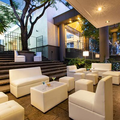Mobiliario de exterior Hotel Valle de bravo