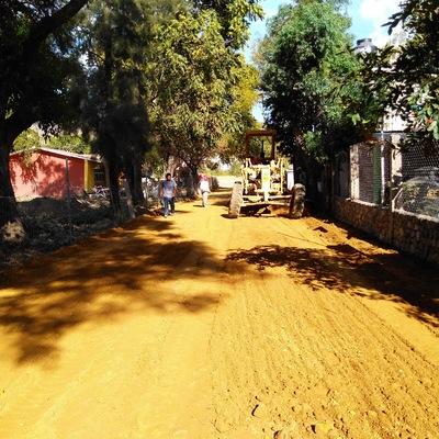 Pavimento de concreto hidráulico