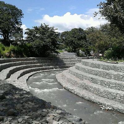 Reconstruccion de la margen derecha del Rio Orizaba Etapa 1 a la altura de la Col. Agricola Librado Rivera, Municipio de Orizaba Ver.