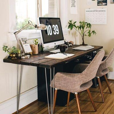 5 consejos para crear una zona de trabajo en casa