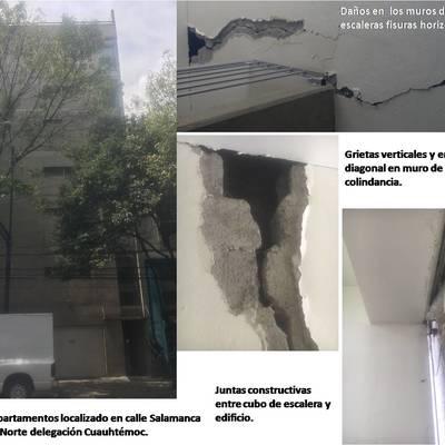 Evaluaciones Estructurales a Edificios.
