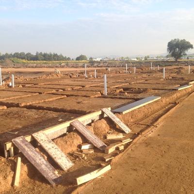 Construcción de vivienda de interes social en Fraccionamiento Villas de Zumpango
