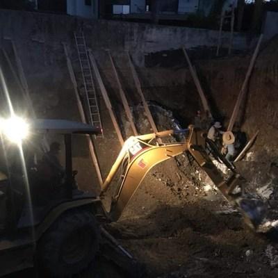 Limpieza de Terreno y Excavación Gran Reserva
