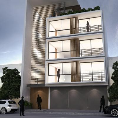 Ideas de arquitectos en jalisco para inspirarte p gina 4 for Fachadas modernas para departamentos