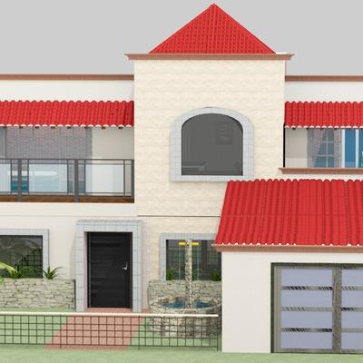 Casa Habitación 2 Plantas