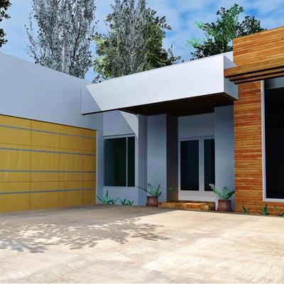 Espacio & Arquitectura / Residencia QS
