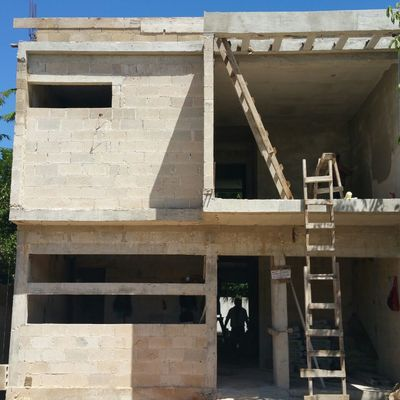 CONSTRUCCION CASA RESIDENCIAL EL ENCUENTRO, CANCUN