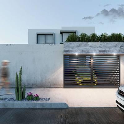Casa Tlaloc 156