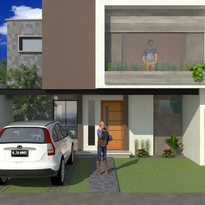 Proyecto Casa H