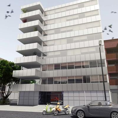 Propuesta de remodelación de edificio Polanco