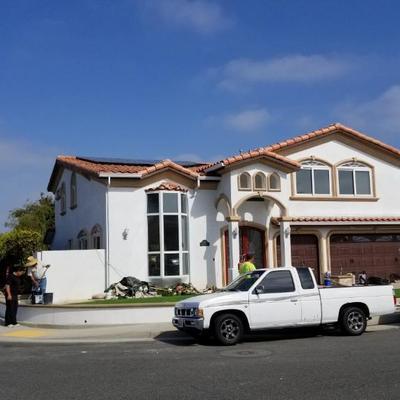 Remodelacion de casa en U.S California