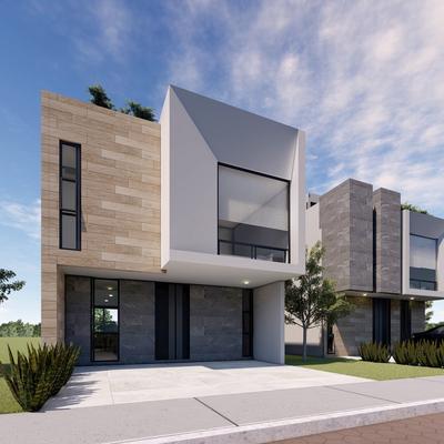 Desarrollo y diseño de proyecto para casa habitación la Cementera