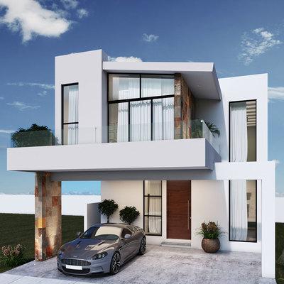 Casa Altabrisa residencial Lote 214