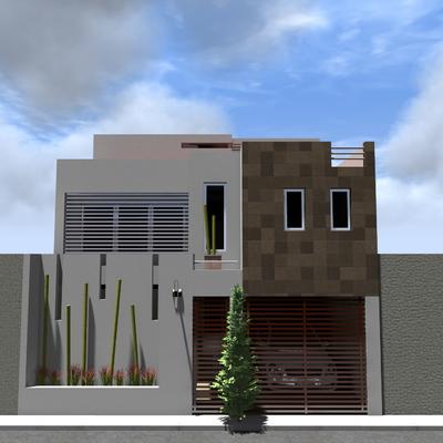 Remodelación Casa-Habitación Azoyatla