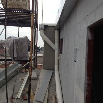 CONSTRUCCIÓN ALIGERADA: ACERO Y TABLACEMENTO-TABLAYESO