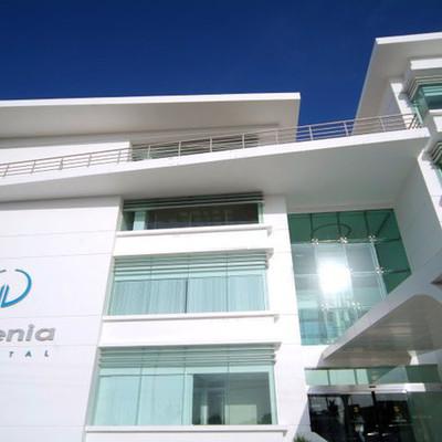 Hospital Galenia 1er fase