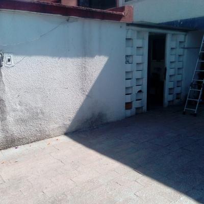 Fachada exterior en casa en Satélite