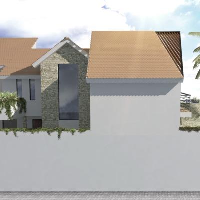 Remodelación + Ampliación casa S2