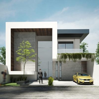 Lujosa Residencia moderna
