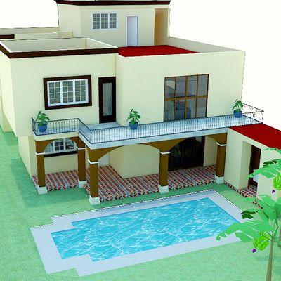 Proyecto y construcción de una residencia en Atlixco