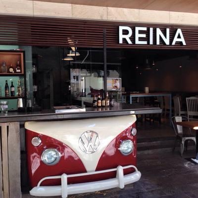 Proyecto y construcción de Restaurante REINA