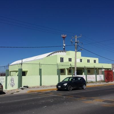 CONSTRUCCIÓN DE AUDITORIO EN ESCUELA PRIMARIA JOSE MARIA MORELOS EN TEMOAYA, MÉXICO.