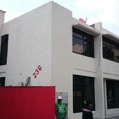 Remodelación fachada casa habitación