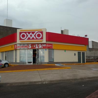 """Construcción de local comercial """"Oxxo Joni"""""""