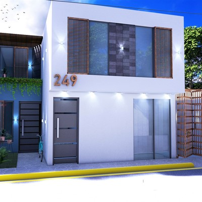 Proyecto Casa - Locales