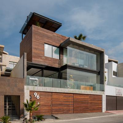 Construcción de residencia Lomas Verdes