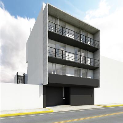 Desarrollo Habitacional Cuauhtemoc 55