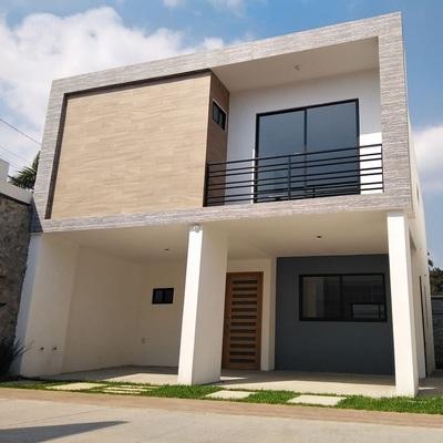 Casas Habitacion Interes Medio Residencial