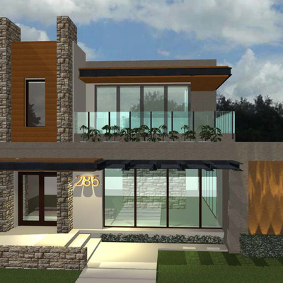 Casa de la Peña
