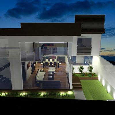 Proyecto de vivienda, familia Gutierrez Arazo