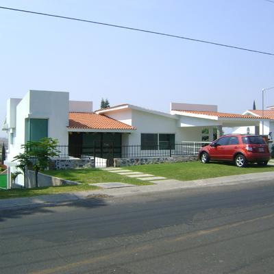 Casa de Descanso en Lomas de Cocoyoc III
