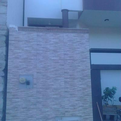 Cambio de fachada en Zona Residencial.