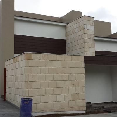 fachada terminada de obra