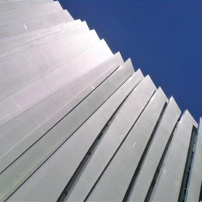 Protección Solar Textil / Fachada Textil