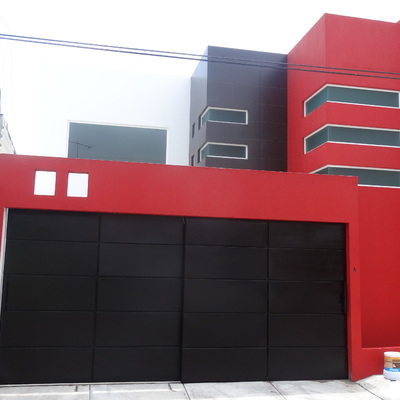 Ideas de otras estancias para inspirarte p gina 12 for Casa minimalista rojo