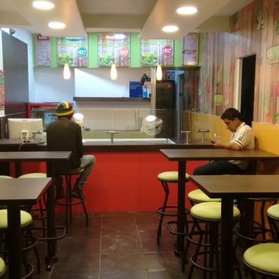 Remodelacion de Local Fast Food