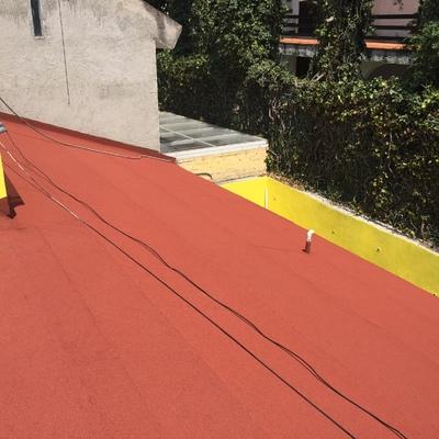 Impermeabilización de Casa Habitación en Chiluca