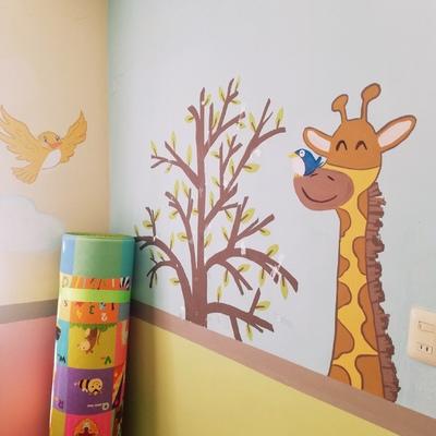 diseño y decoración para habitación infantil