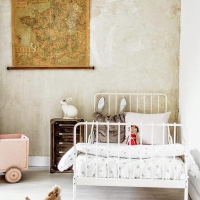 habitacion-infantil-vintage-