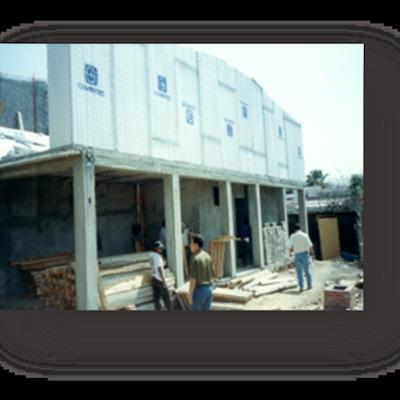 Hechura de Casa Habitación (proceso de obra)