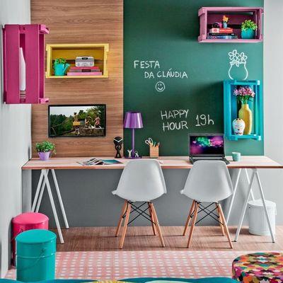 Cómo crear una zona de estudio para tus hijos