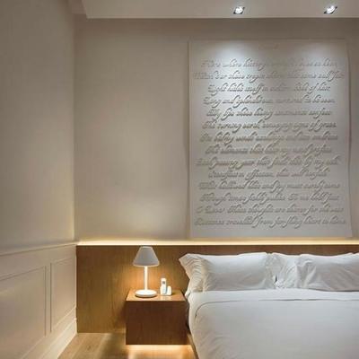 iluminación led dormitorio