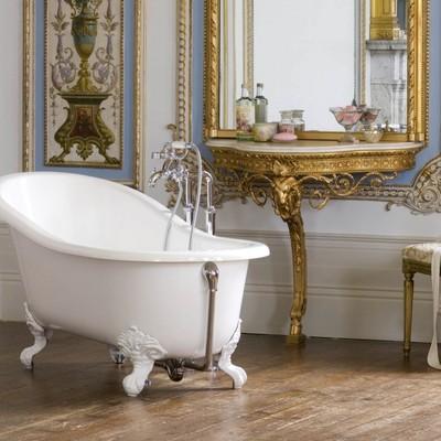 La elegancia de las bañeras exentas