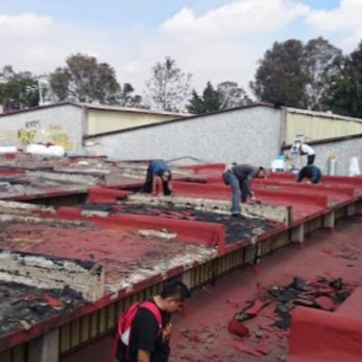 REMODELACION MERCADOS EN IZTAPALAPA
